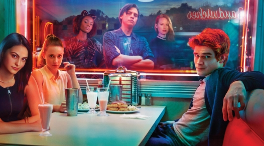Riverdale: These are not the innocuous Archie comics of your childhood.